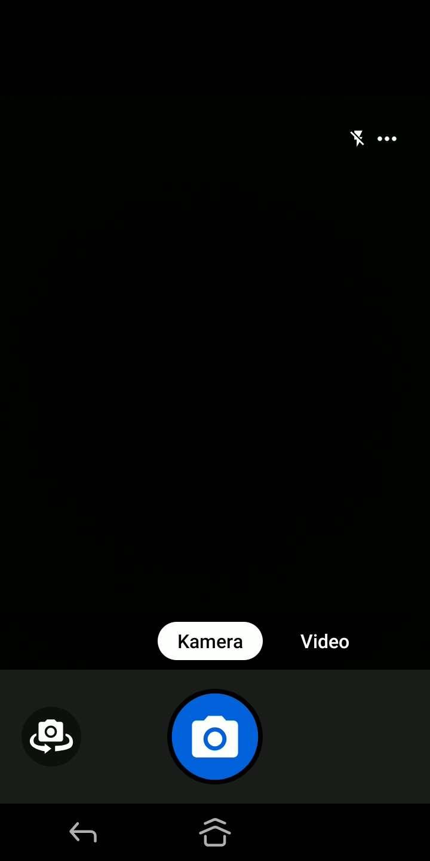 Schritt 2: Tippe auf Kamera drehen