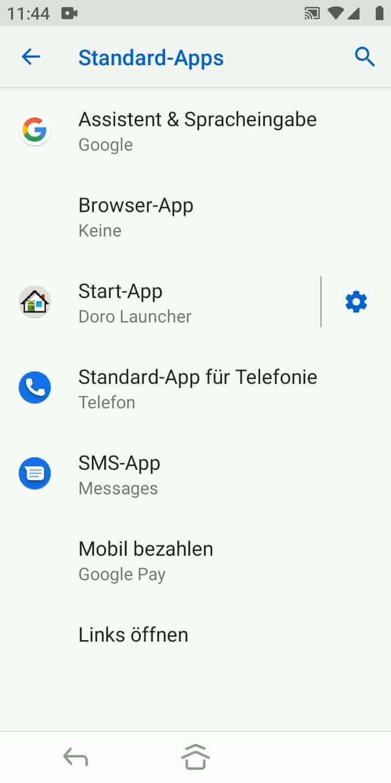Schritt 5: Wähle die App-Kategorie