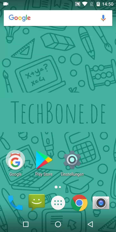 Telefon App Android