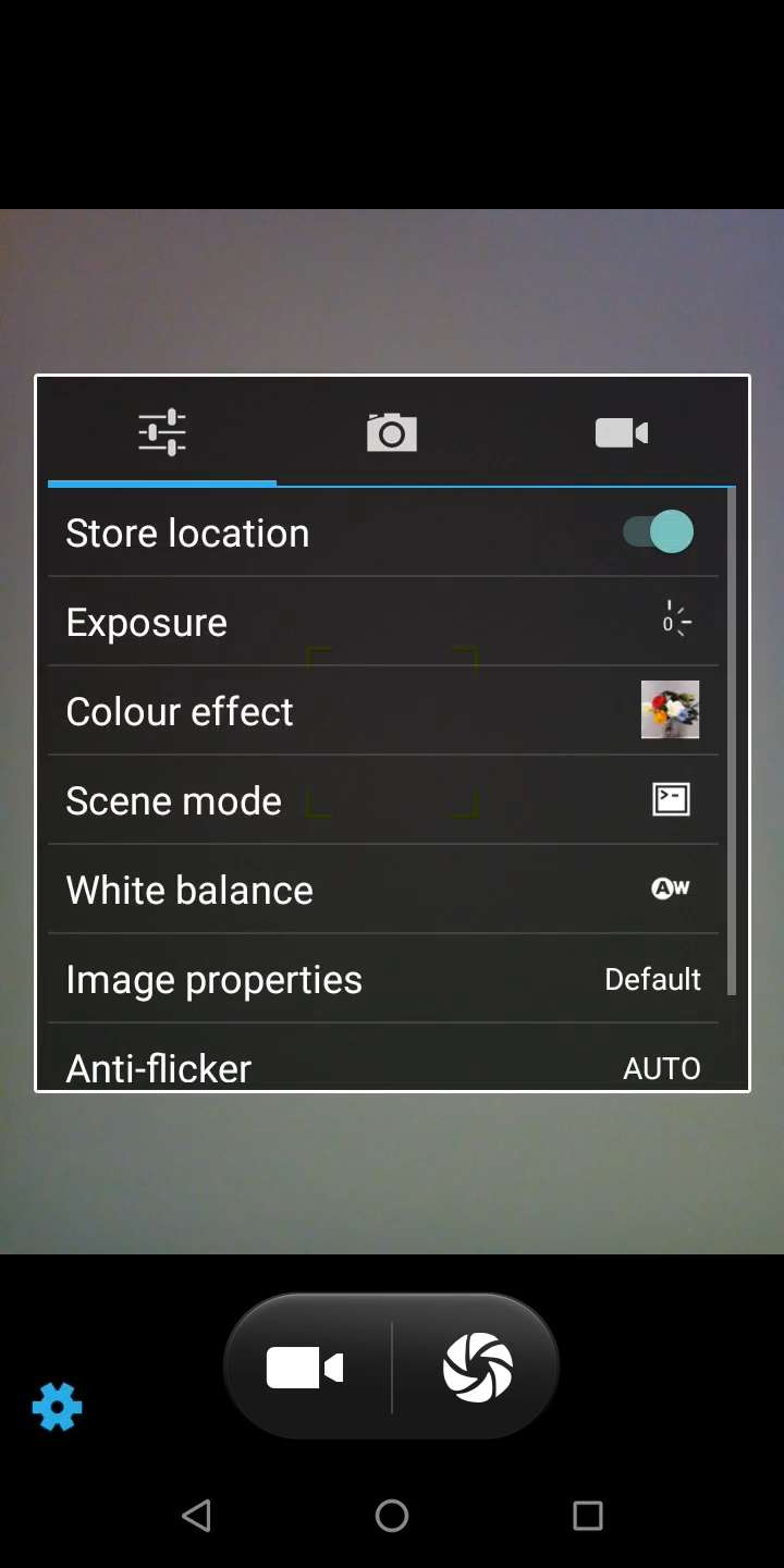 Step 3: Activate or deactivate Store location
