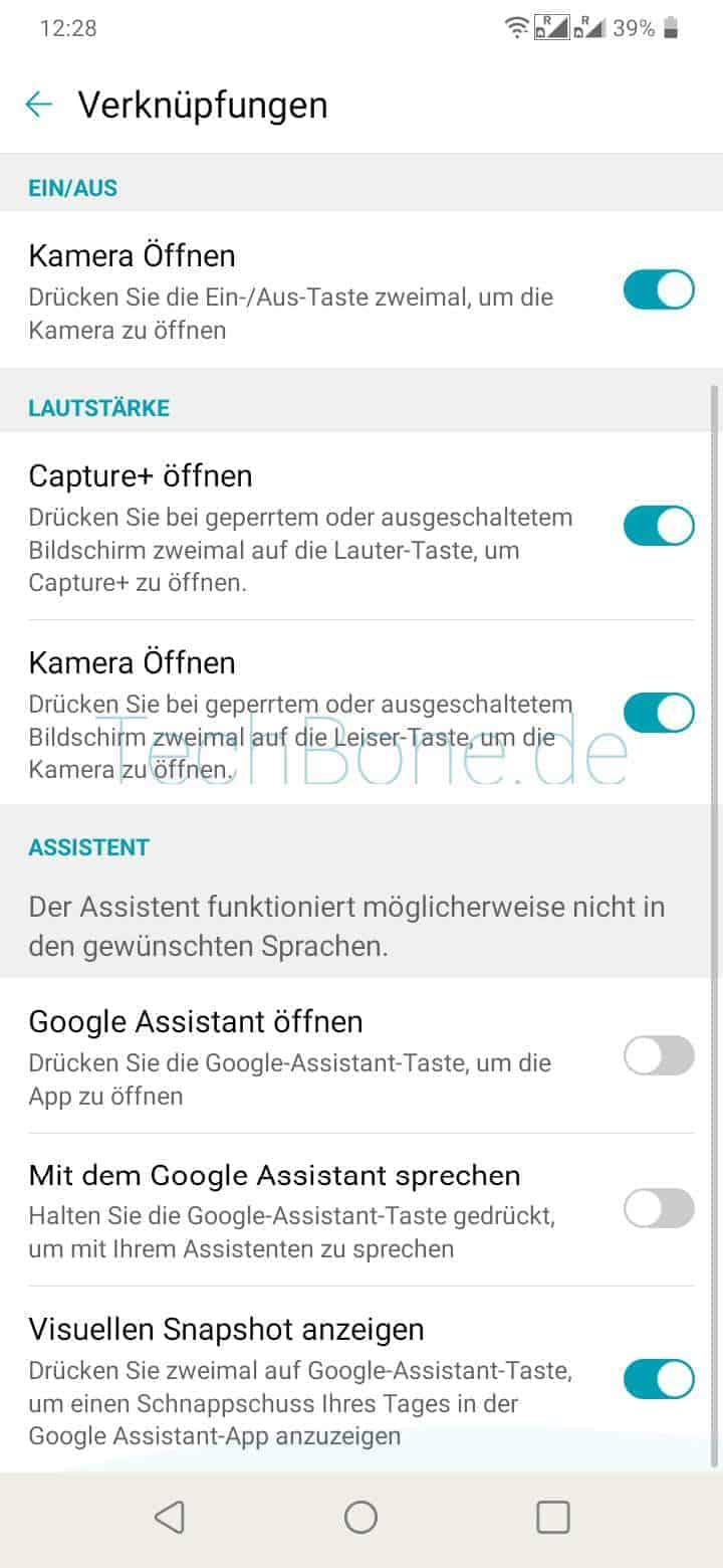 Google Assistant Ausschalten