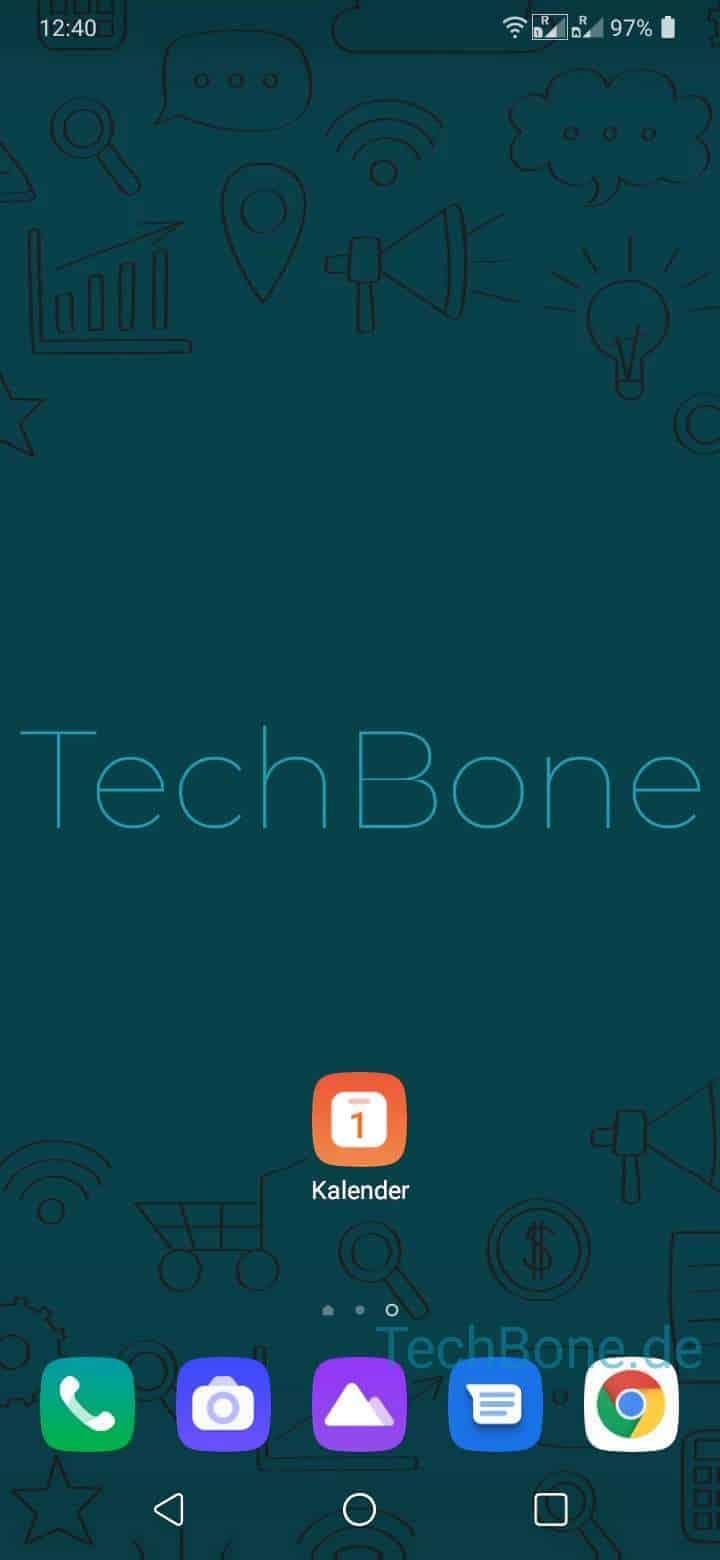 Kalender Synchronisieren Lg Handbuch Techbone
