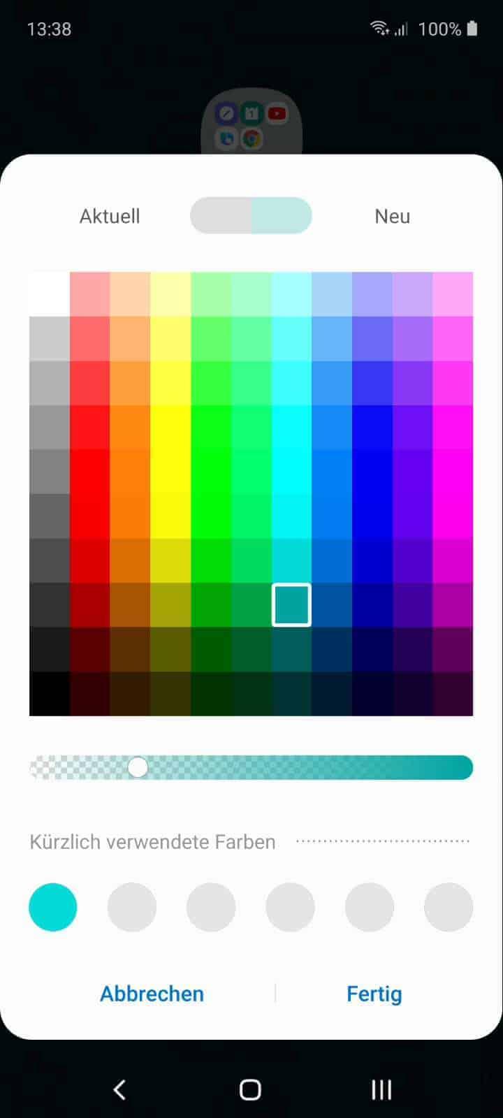 Whatsapp Farbe ändern Samsung