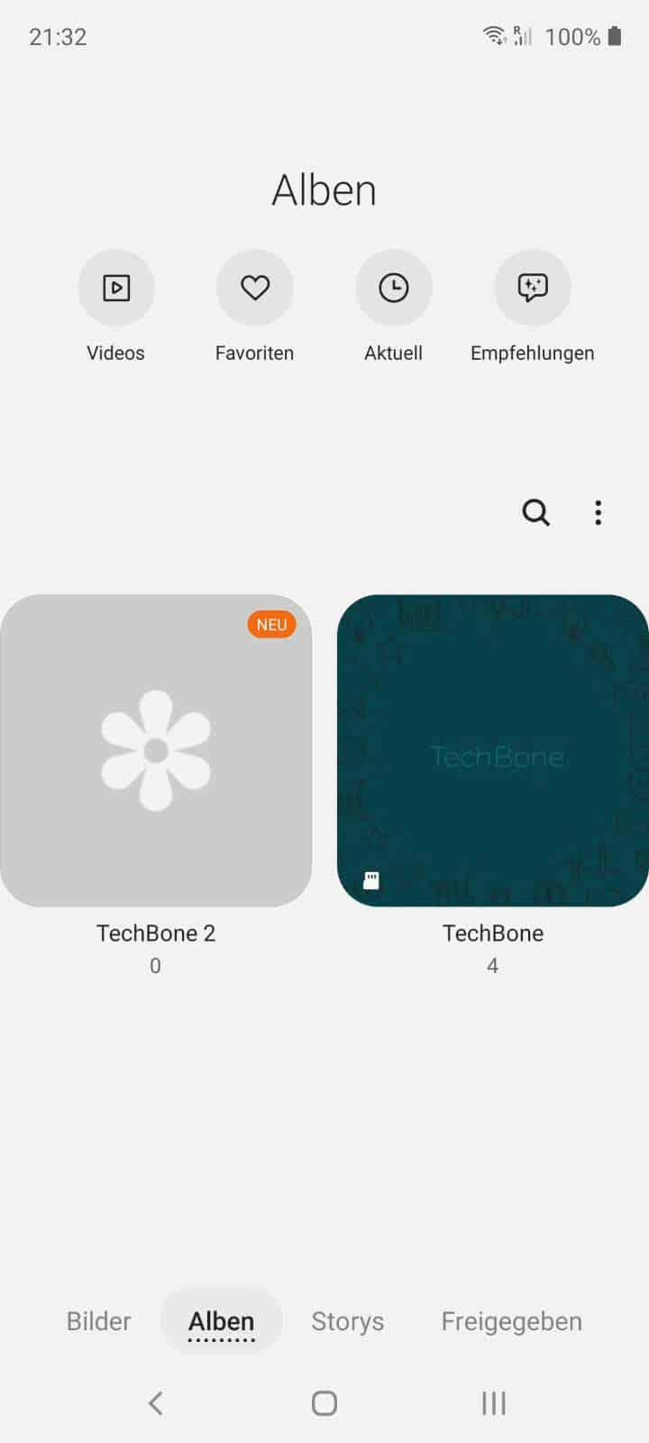 Alben Sortieren Samsung Handbuch Techbone