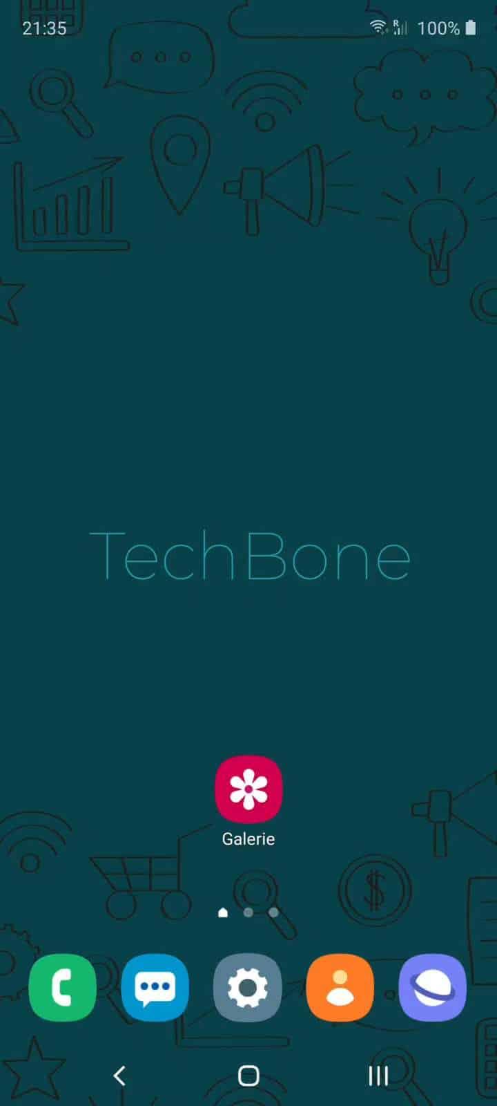 Alben In Ordner Gruppieren Samsung Handbuch Techbone