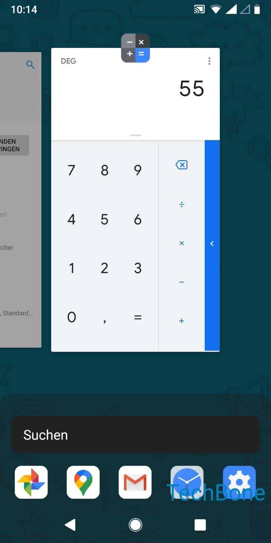 Schritt 2: Tippe auf das App-Symbol