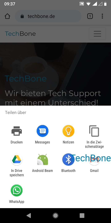 Webseite Als Pdf Speichern Android
