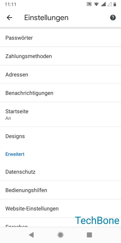 Dunkles Design Chrome