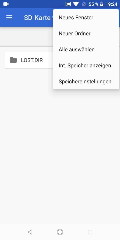 Sd Karte Formatieren Android.Speicherkarte Formatieren Android 8 Techbone