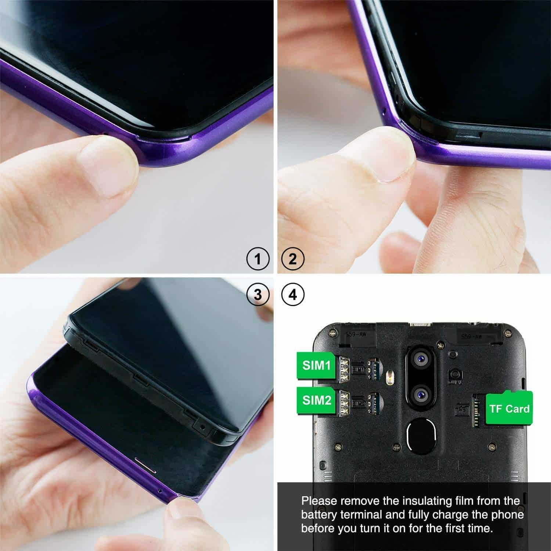 Samsung A5 Sd Karte Einlegen.Wie Sim Karte Einlegen Oukitel C12 Pro Techbone