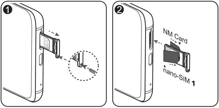Hd Plus Karte Richtig Einsetzen.Micro Sd Karte Einlegen Huawei Mate 20 Pro Techbone