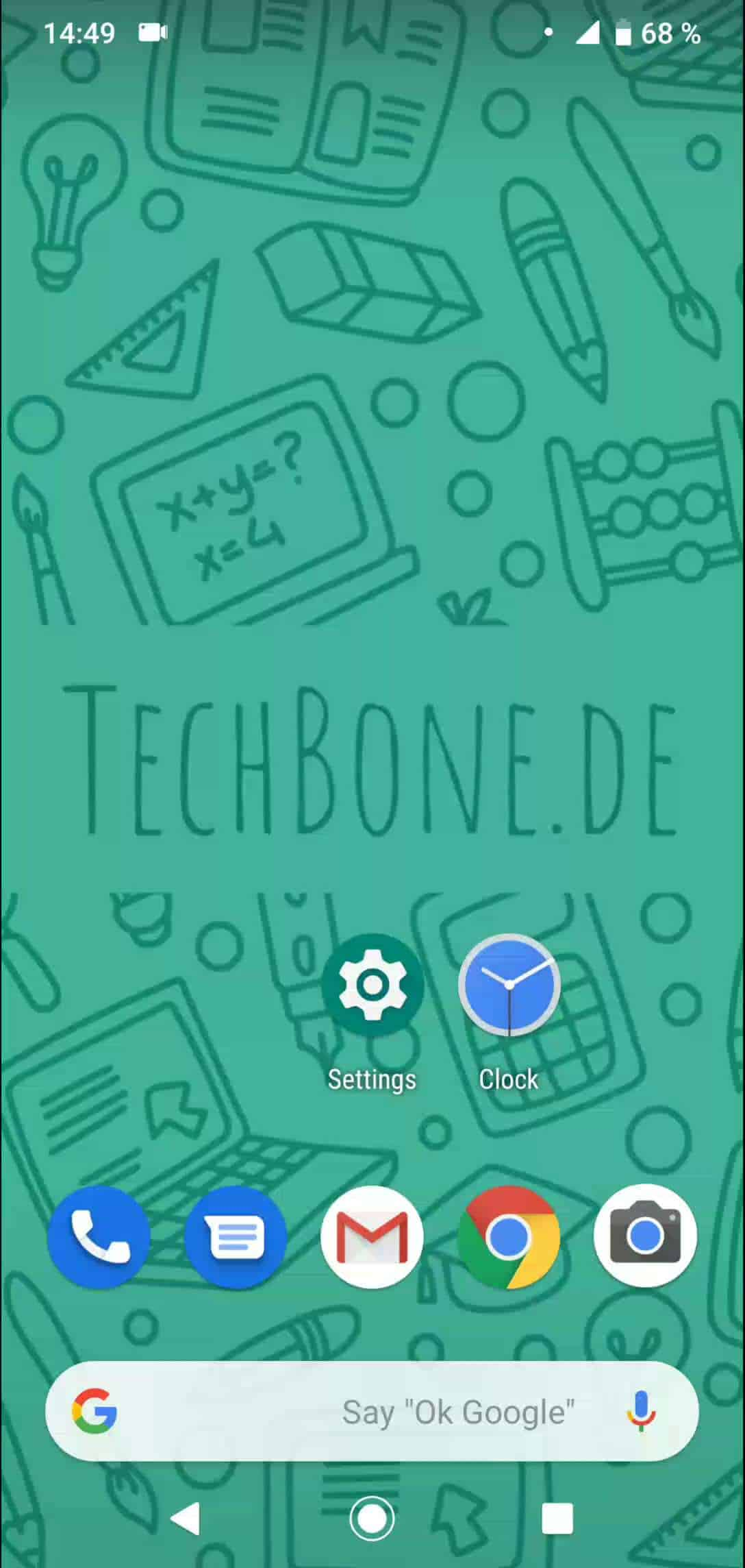 Gradually increase alarm volume - Android 9 | TechBone