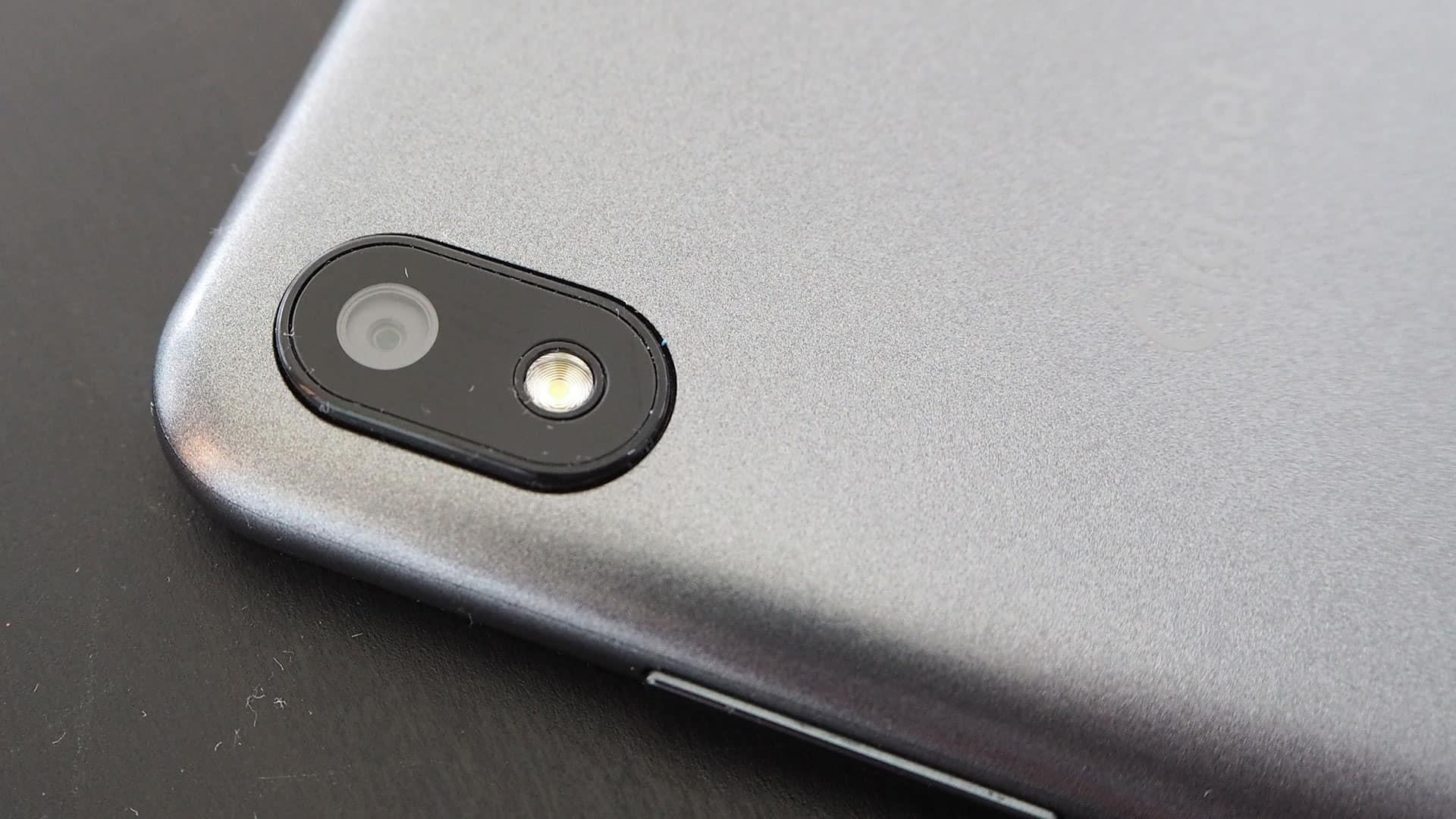 Die 8 Megapixel-Kamera des Gigaset GS110