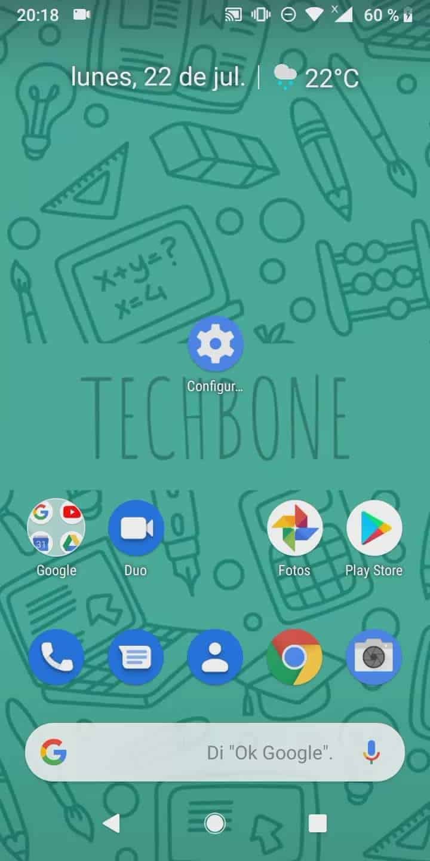 Paso 1: Abre la aplicación Chrome