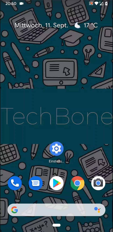 Schritt 1: Öffne den Google Play Store