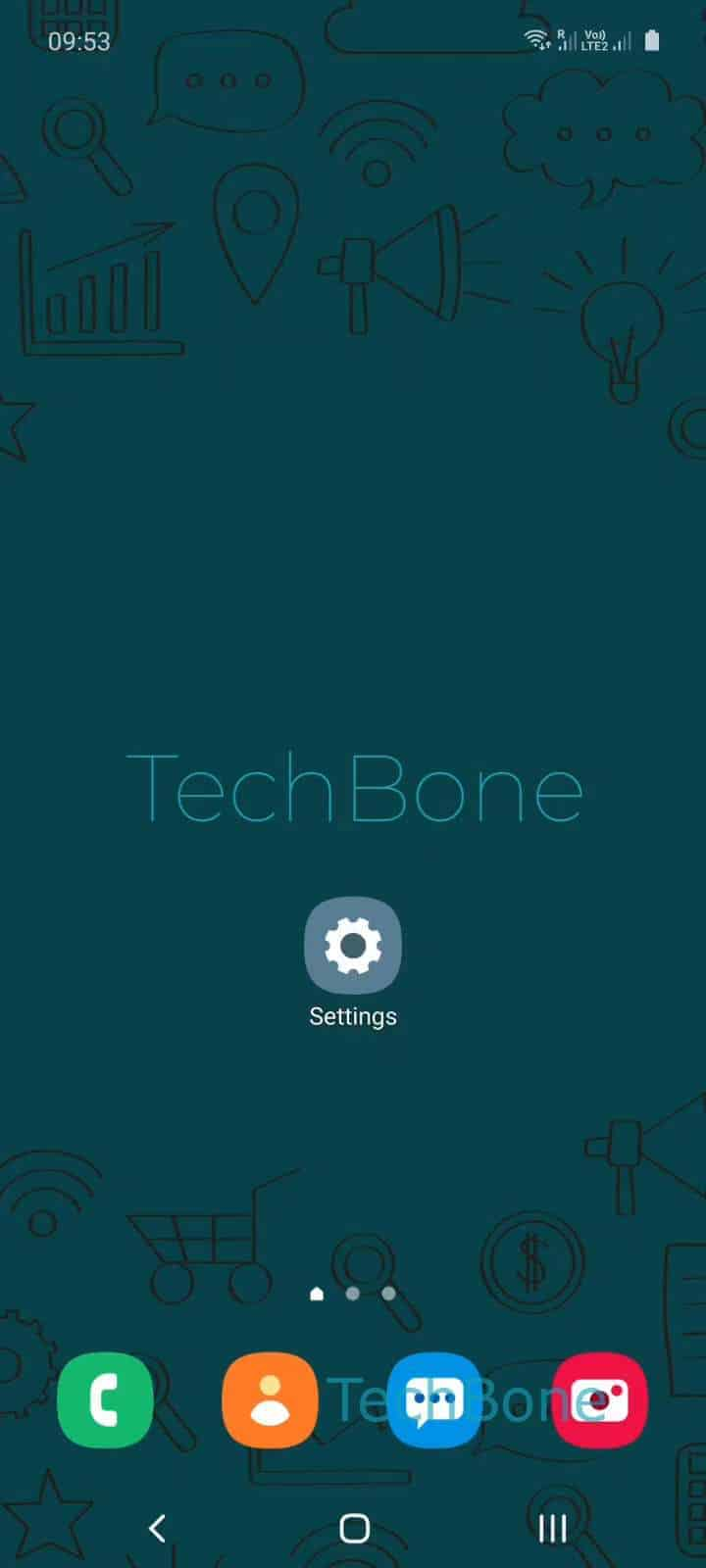 How To Change Wallpaper On Lock Screen Samsung Manual Techbone