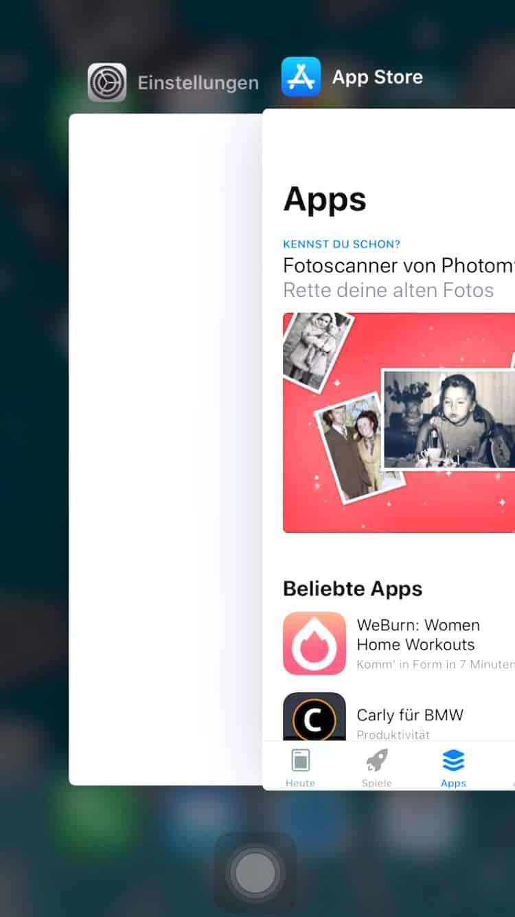 Samsung S7 Hintergrund Apps Deaktivieren