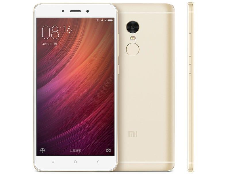 Xiaomi Redmi Note 4 Gold