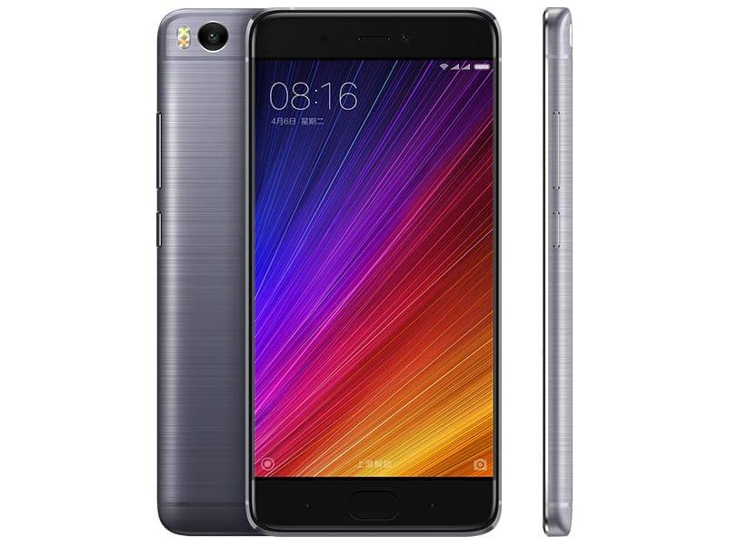 Xiaomi Mi5s Gray