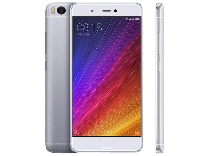 Xiaomi Mi5s Silver