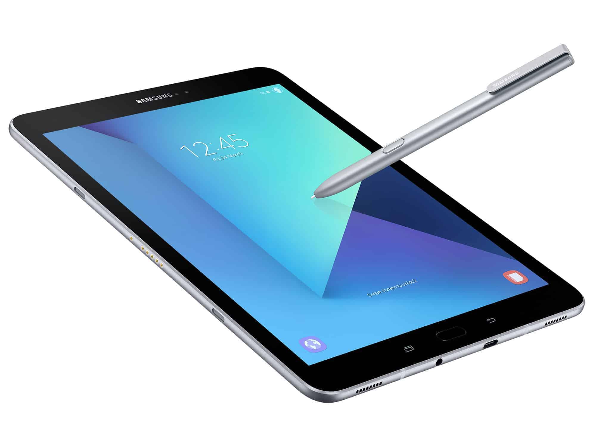 Samsung Galaxy Tab S3: Technische Daten - Appook