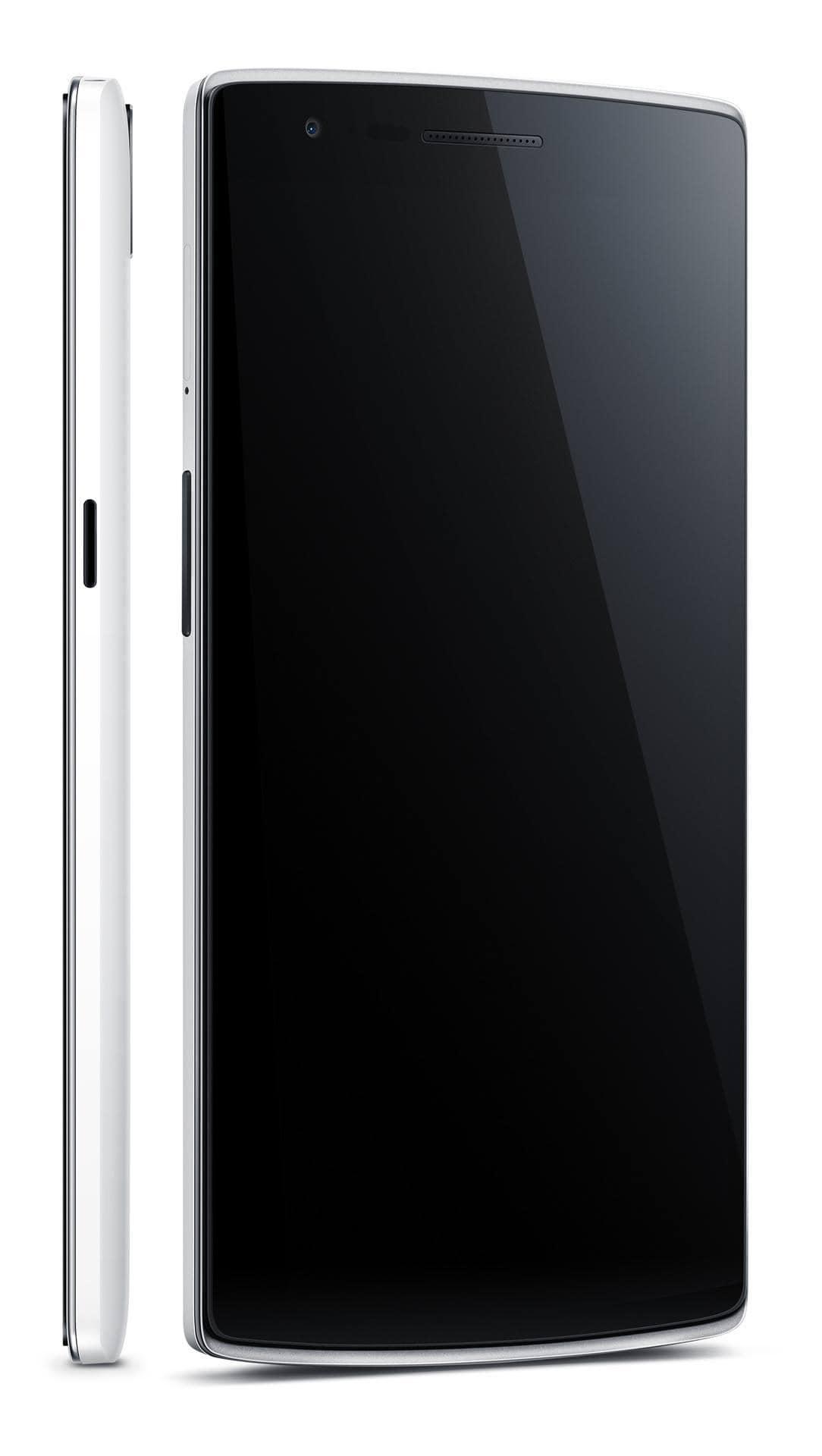 Die Abmessung des OnePlus One betragen 152,9 x 75,9 x 8,9 mm.