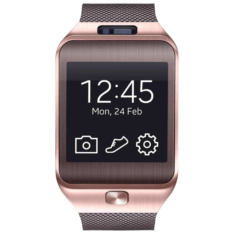 Samsung Galaxy Gear 2 Braun