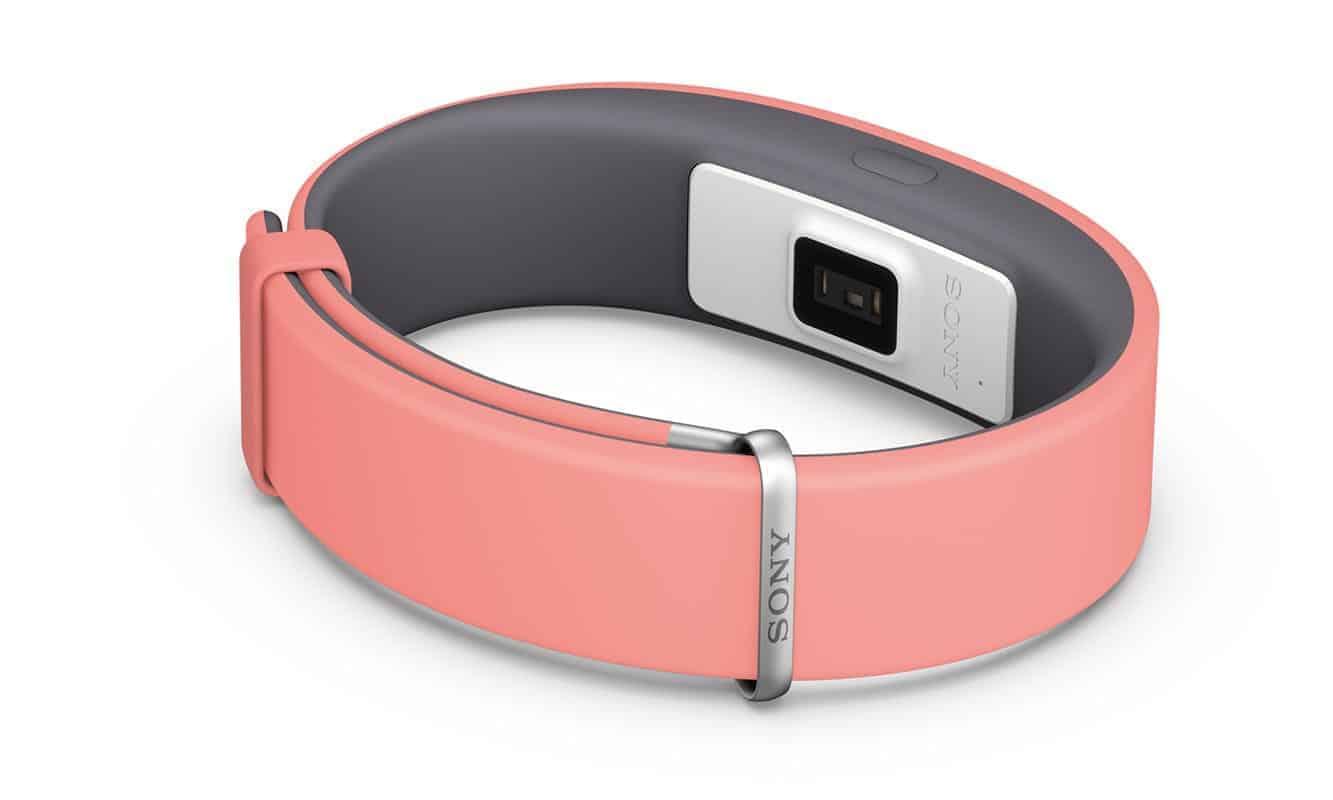 Sony SmartBand 2 SWR12 Pink