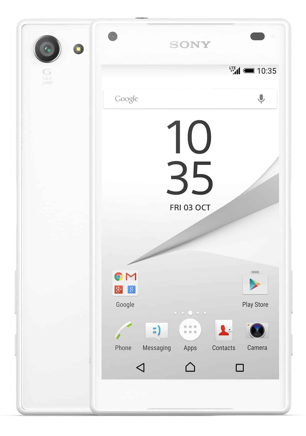 Hilfe Anleitungen Sony Xperia Z5 Compact Techbone