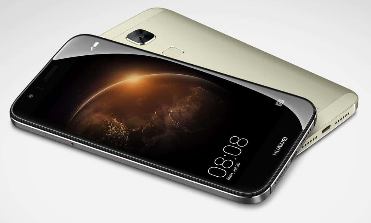 Huawei G8 Display