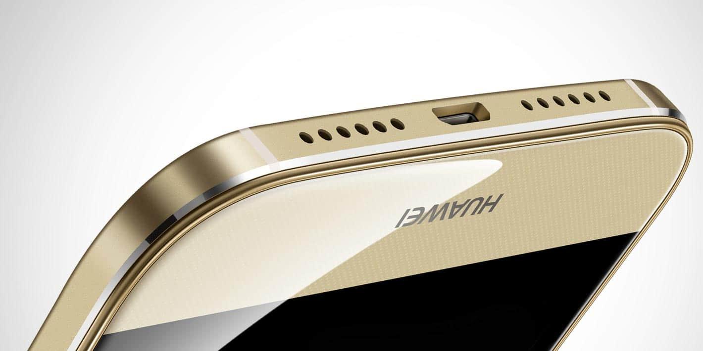 Huawei G8 lautsprecher