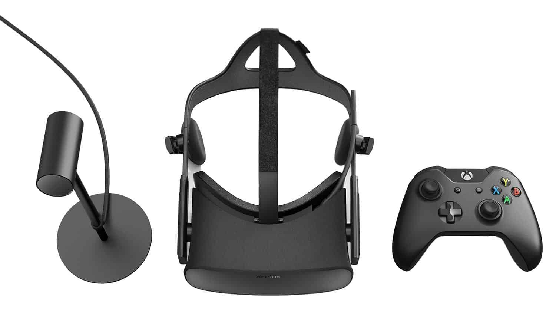 Oculus Rift Gaming Set