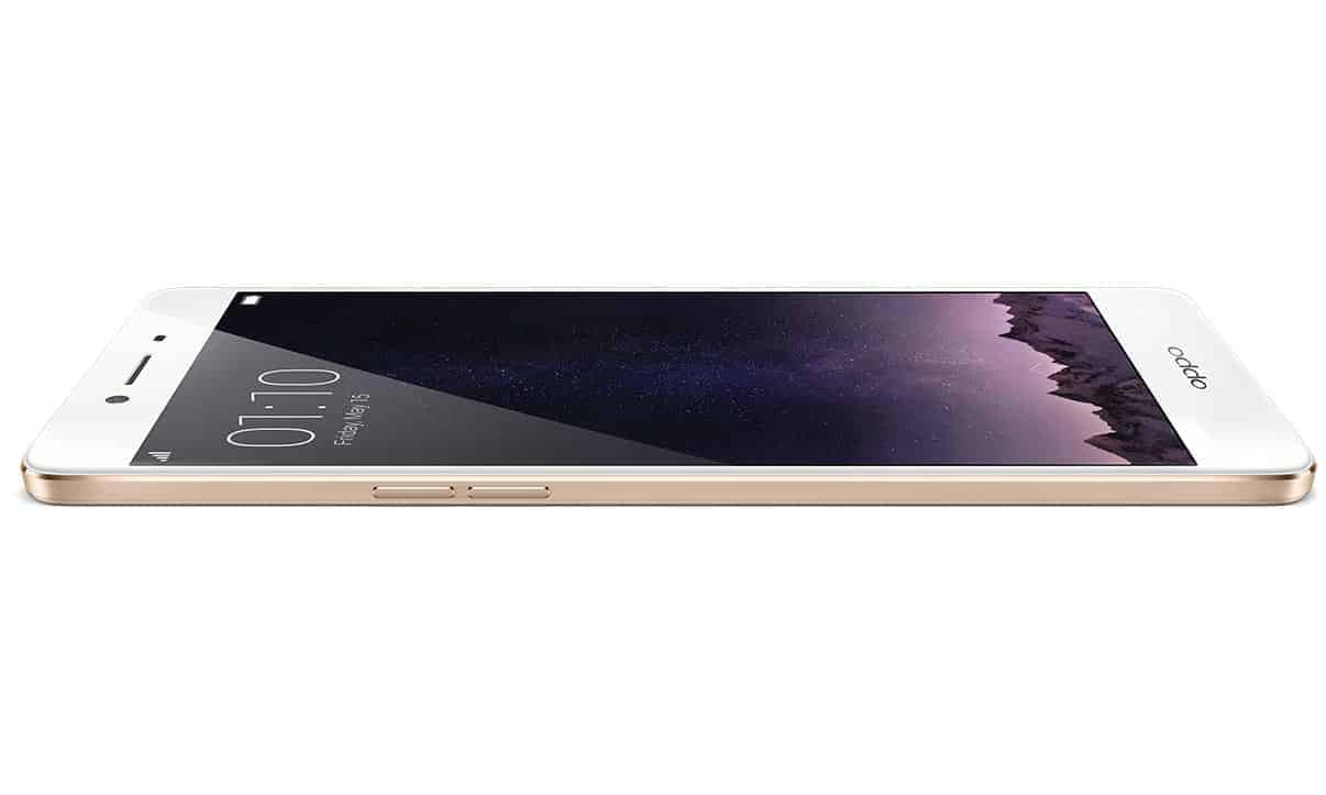 Oppo R7s Display