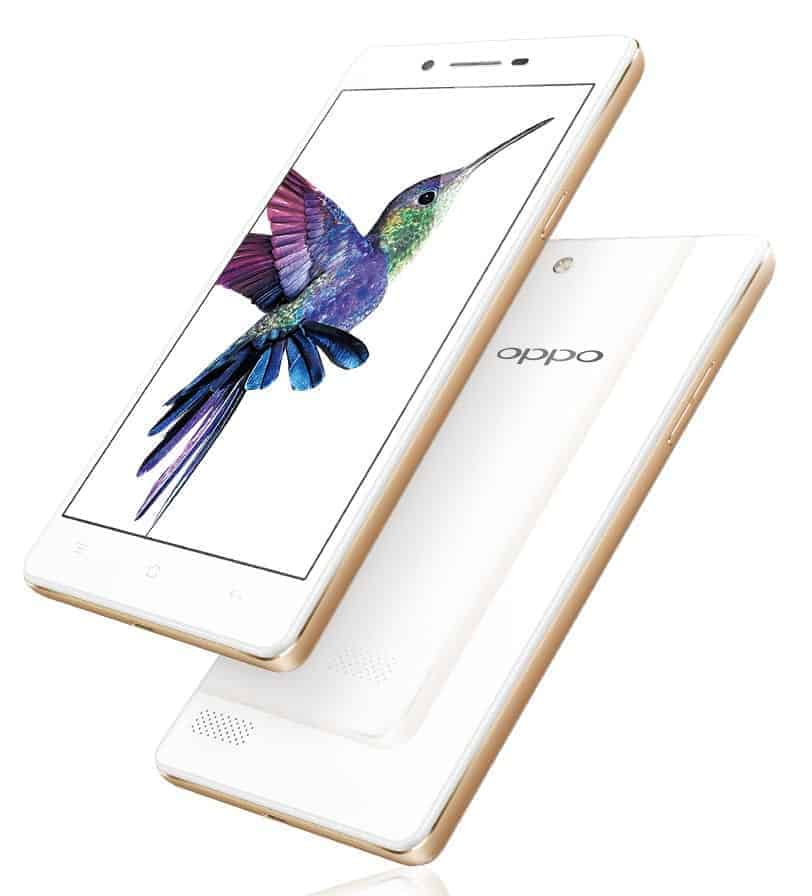 Oppo Neo 7 Display