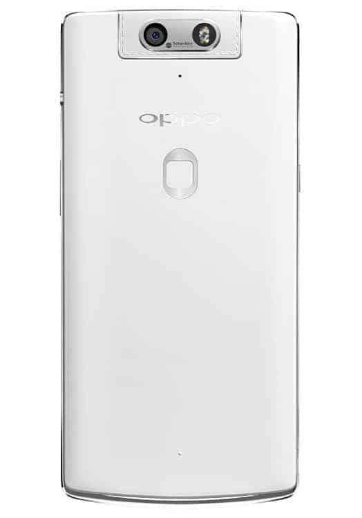 Oppo N3 Rückseite
