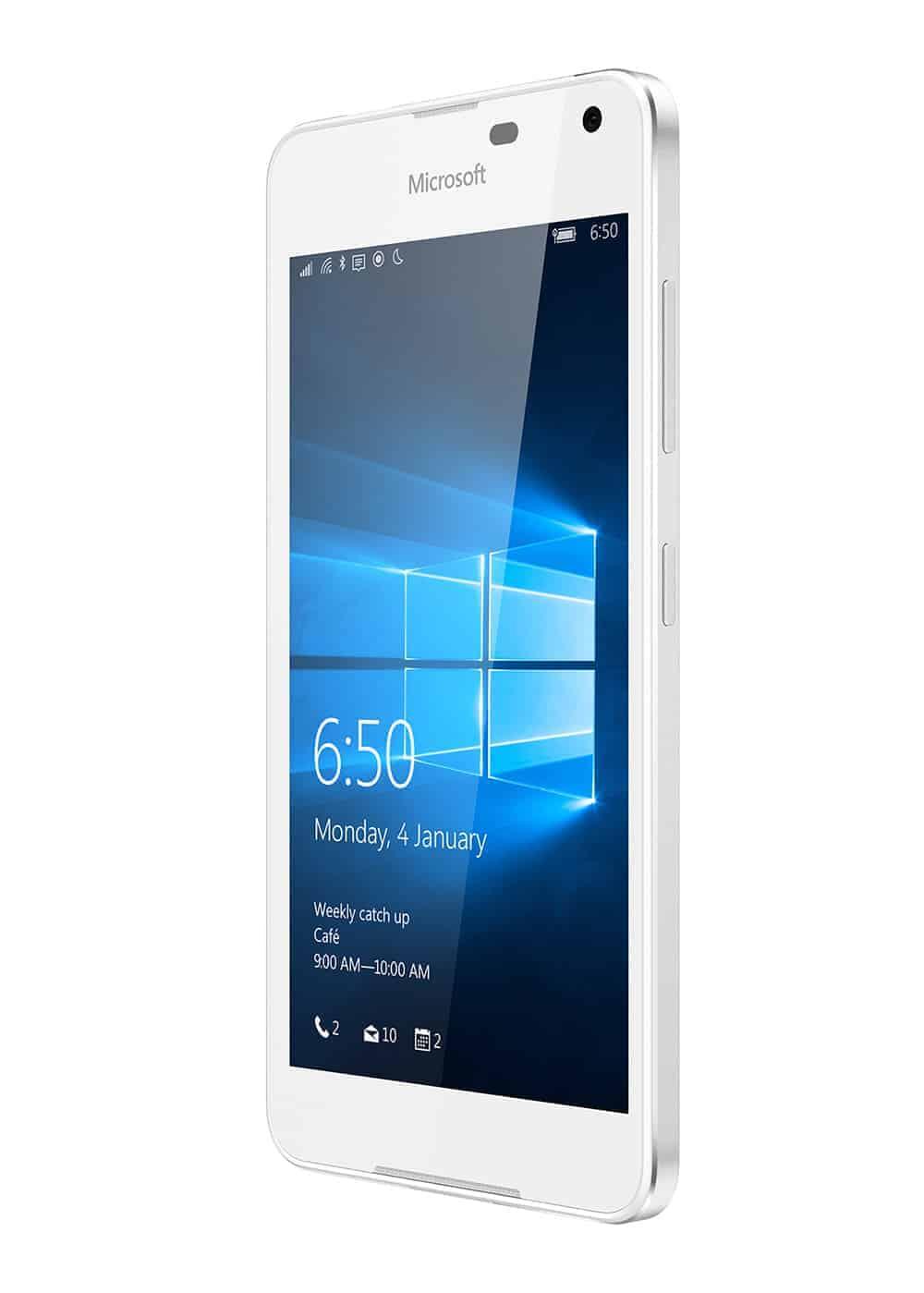 Microsoft Lumia 650 Weiß