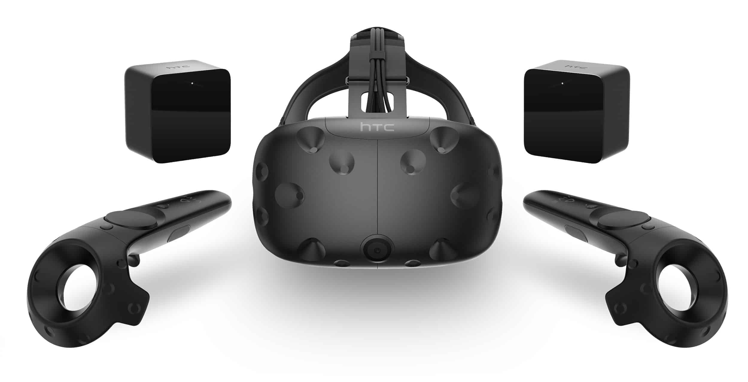 HTC Vive Lieferumfang